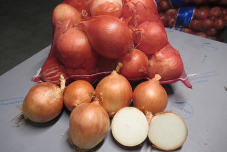 Global onion crisis: the sky's the limit
