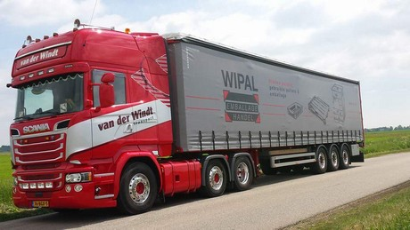 Goede Pallet- en emballagehandel Wipal overgenomen door Van der Windt GT-89