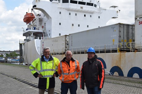 First chilled ship with citrus from South Africa has docked in