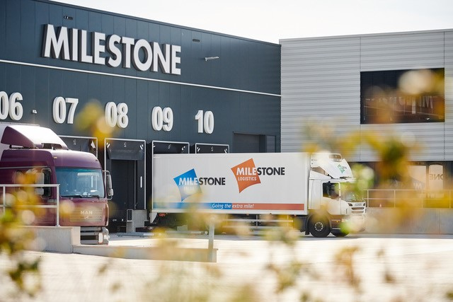 Milestone Fresh wants to be the first Dutch climate-positive forwarder