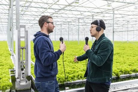 Albert Heijn Komt Met Eigen Podcast Serie Over Eten