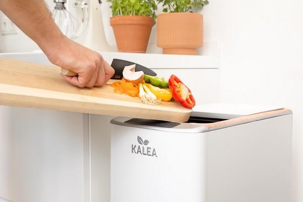 Innovatie Verandert Keukenafval Binnen 48 Uur In Voedingsrijke Compost