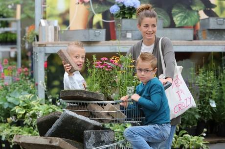 Tuin Tegels Gratis.Jaarlijkse Actie Tegel Eruit Plant Erin Weer Van Start