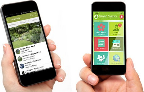 Garden Apps Join Forces