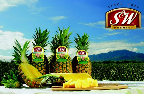 Philippine pineapples receive warm welcome in Chinese