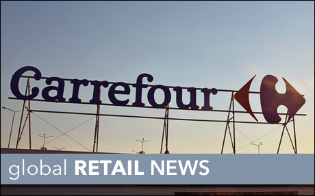 Carrefour: first French retailer to use artificial intelligence to optimise supply chain