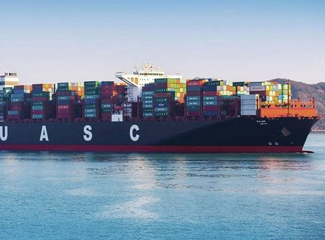 klassischer Chic das Neueste ungeschlagen x Hapag-Lloyd first in world to convert large container ship ...