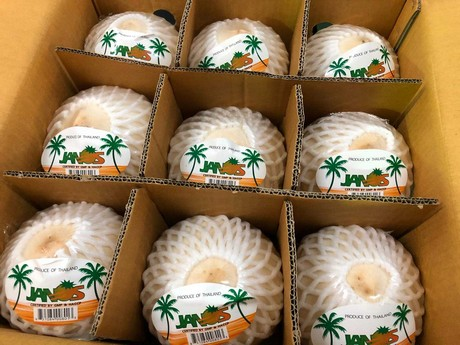 US coconut supplies tightening ahead of Thai New Year