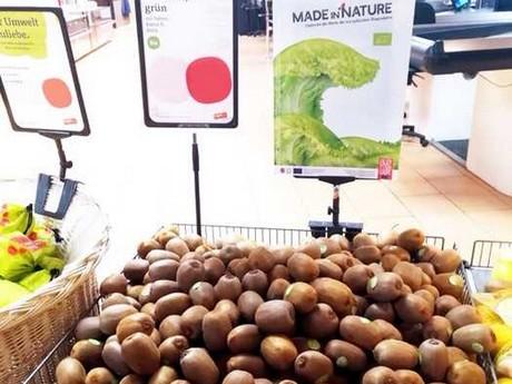 365adad7675 Made in Nature' promoot Italiaanse biologische kiwi's in Duitsland