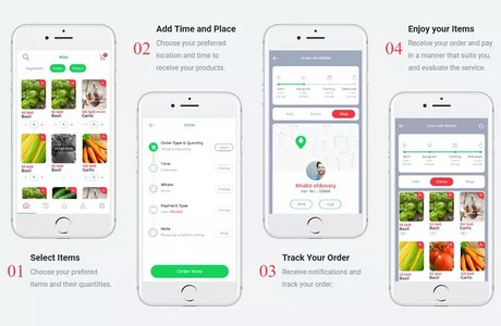 0a02e962b2960 Saudi-Arabia: Haseel raises investment for mobile-only fruit and veg  platform