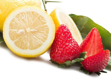 Image result for pic of lemons and strawberries
