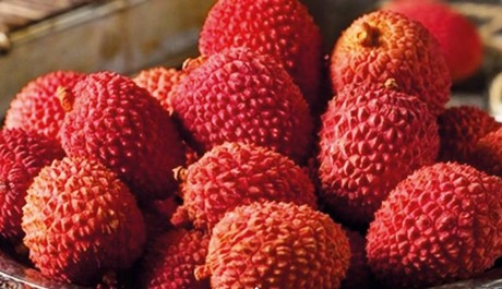 Lower volumes of imported Mexican lychees