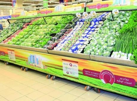 Qatar: Vegetable sales surge over 3-fold under farms program