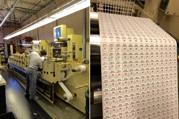 Canadian company launches all-paper label and waste liner