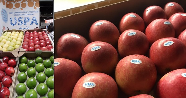 To meet demand, we're going to have to source apples from