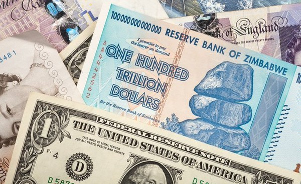 Zimbabwe Reintroduces Us Dollar Amid