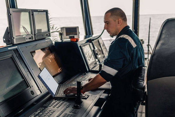 container ship operator
