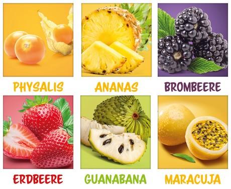 Frutas de invierno en ecuador
