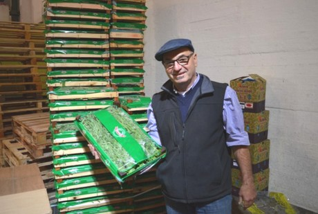Despite domestic production there is still room for foreign herbs