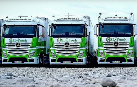 We are one of the top ten German logistics companies