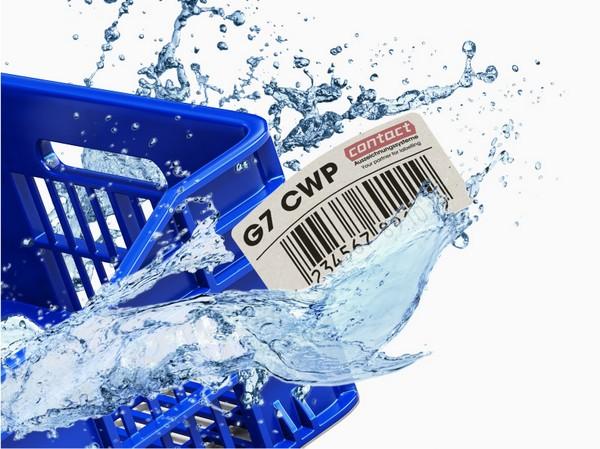 waterproof labels
