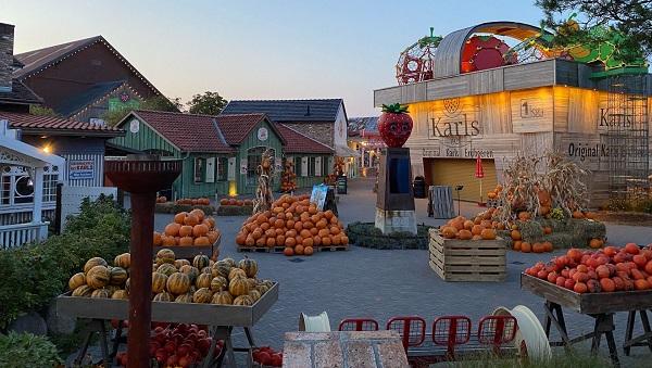 Schon 2022 könnte das Erlebnis-Dorf in Oberhausen öffnen. (Foto: Alexander Louis, Parkerlebnis.de)