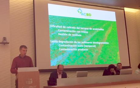 Alternatives to plastics in Spanish horticulture