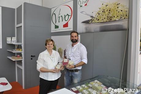 Sandra Fiumana e Andrea Farnedi