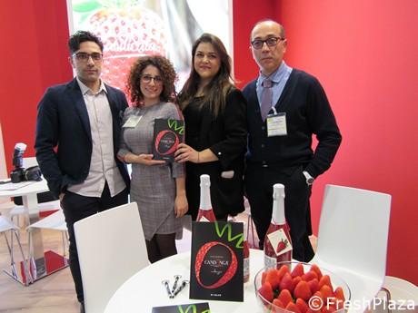 Antonio Tuzio, Alida Stigliano, Graziana Suriano, Filippo Viggiani