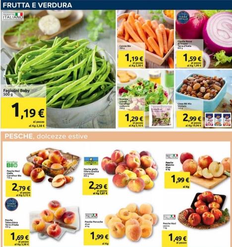 Volantini dei supermercati: cosa c'e' in offerta?