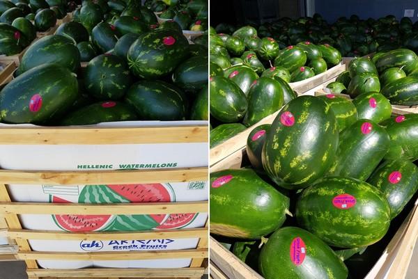 Greek Watermelon Season Affected By Weather