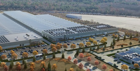 US (MA): AmeriCann releases designs for 345,000 sq ft  MJ facility