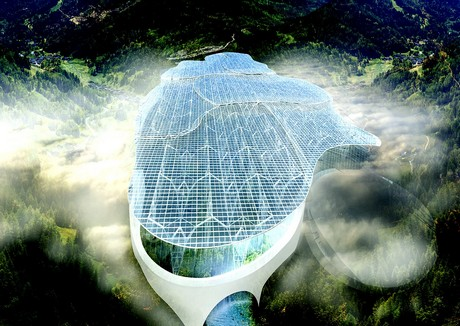 """Japanese pitch """"biggest greenhouse in the world"""""""
