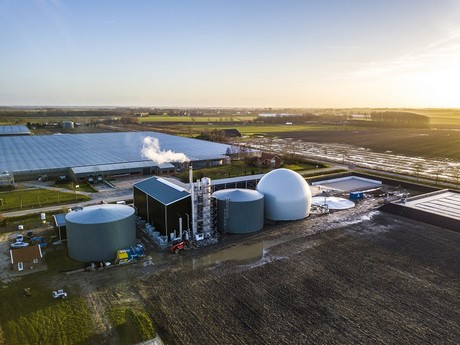 Netherlands: Commercial CO2 capture installation for