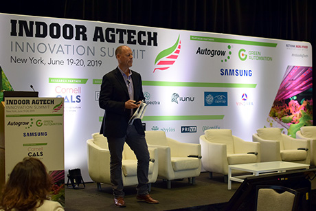 Future of indoor grown food discussed at Indoor AgTech
