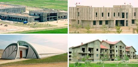 Major progress at North Korean Greenhouse project: Rodong Sinmun