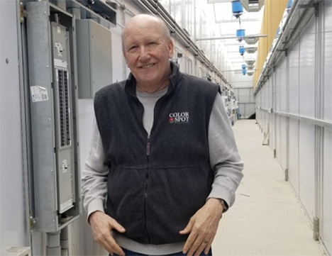 Tom Piini Microgrow Celebrates 40