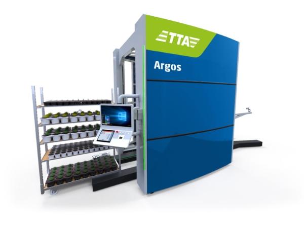 argos trolley scanning