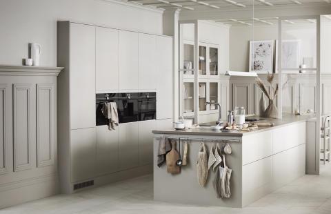 Nieuwe trendkleur in de keuken bij marbodal