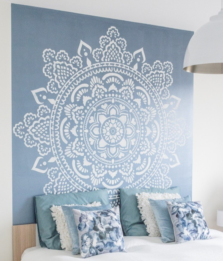 Create Wow Effect With Mandala Designs For Your Home Mandala Stencils