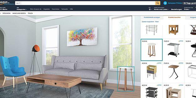 Showroom Meubels Design.Nieuwe Virtuele Functie Online Meubels Kopen